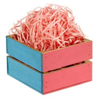 Наполнитель бумажный нежно-розовый