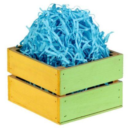 Наполнитель бумажный синий